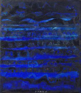 Bild: Blau symphonisch