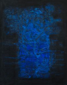 Kasel - 2012 - Mischtechnik auf Leinwand - 116 cm x 90 cm